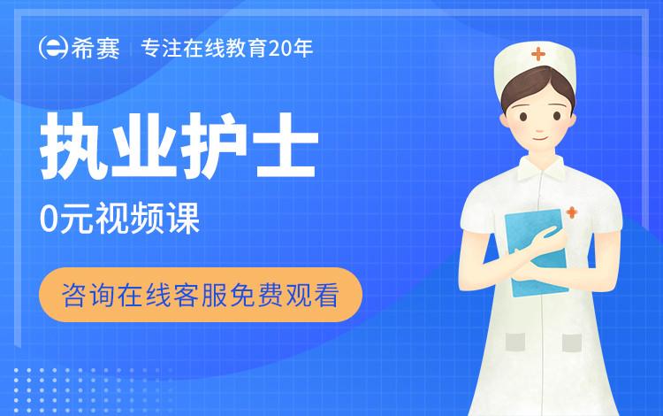 执业护士0元视频课-咨询在线客服免费观看